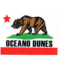 Stickers - Pismo & Oceano Dunes
