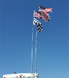 Flag Poles & Mounts
